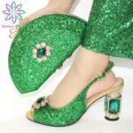 green-shoe-bag